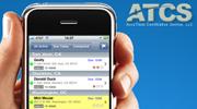 ATCS IPhone Application